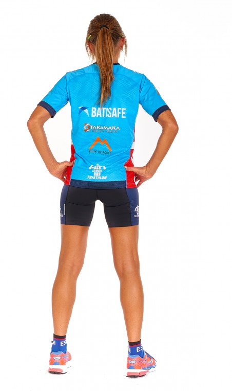 Maillot Femme MC Running col rond