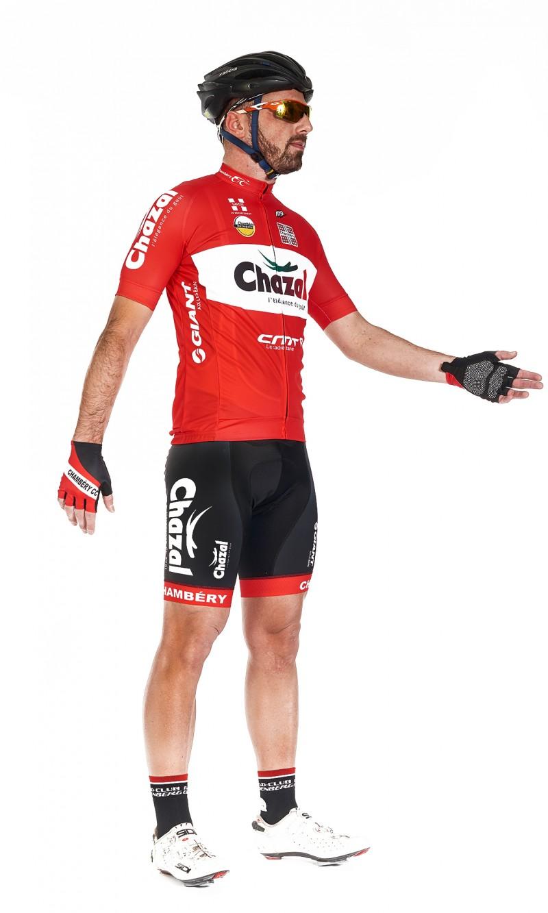 maillot cycliste personnalisé en sublimation
