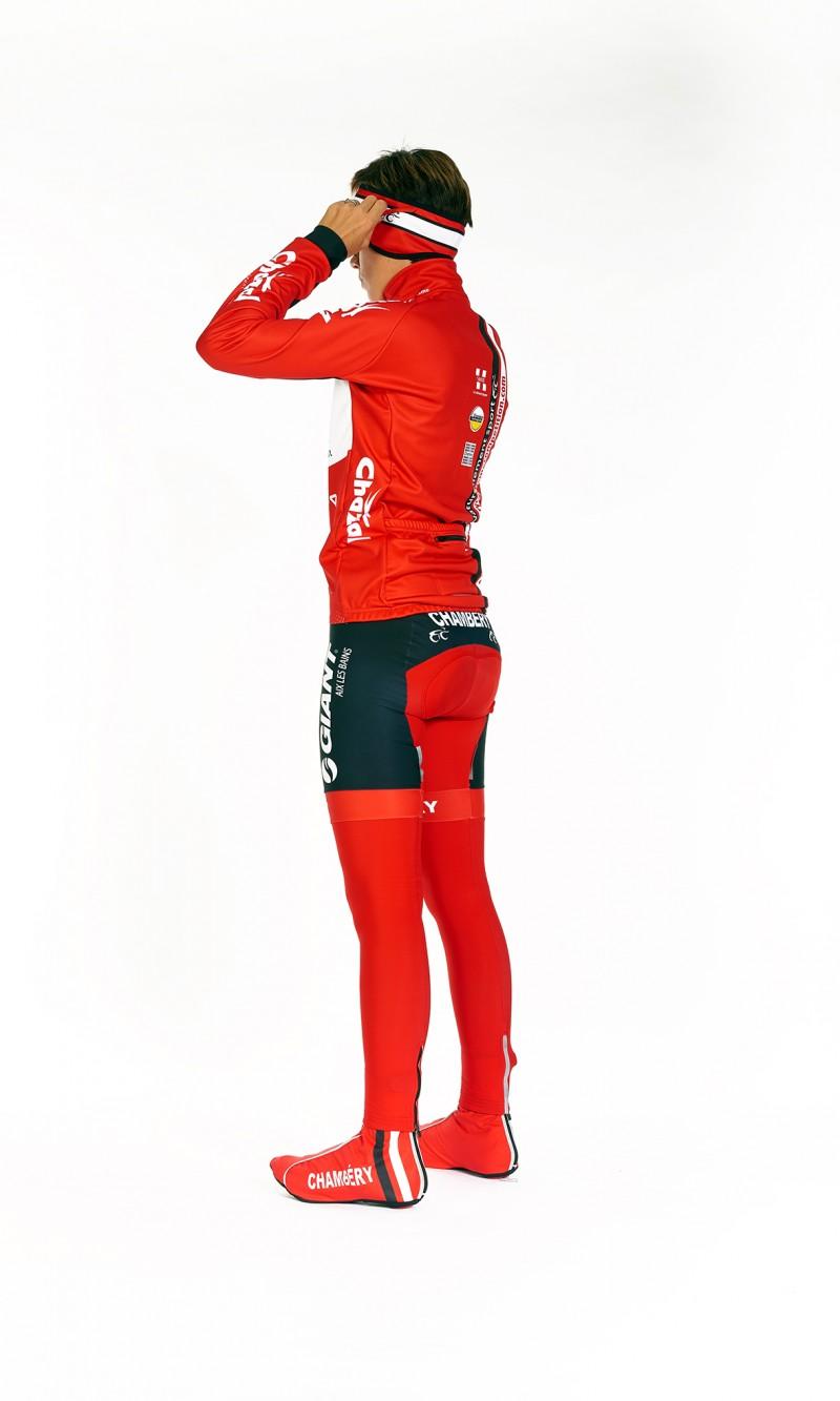 Veste Hiver compétition femme cyclisme