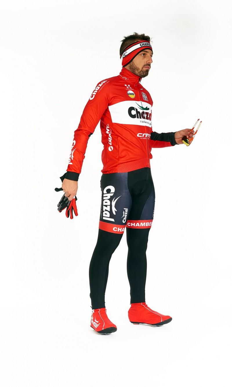 Veste Hiver compétition homme cyclisme