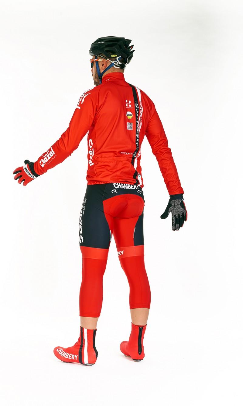 Veste demi-saison compétition cyclisme homme