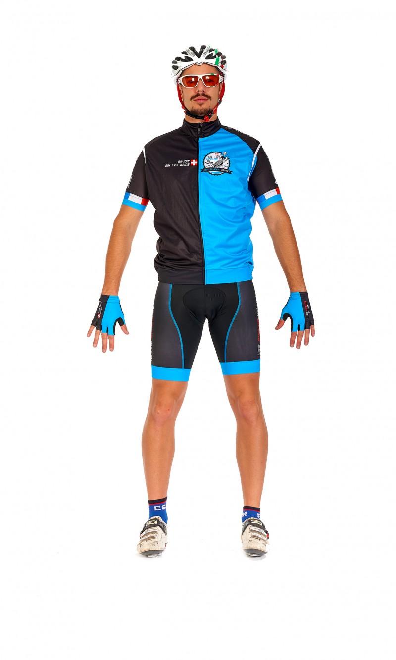 Coupe-vent sans manche Mixte Cyclisme personnalisé