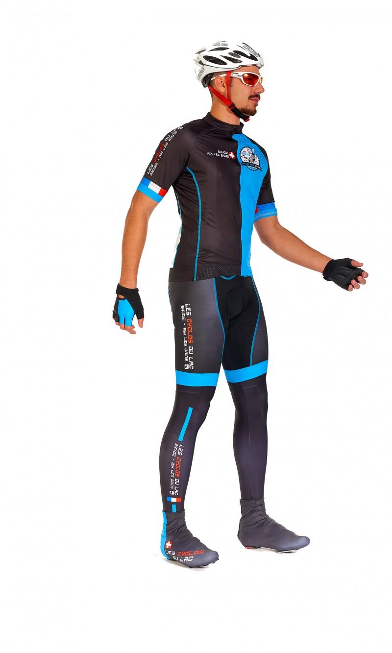Maillot MC Mixte Homme Compétition Cyclisme personnalisé sublimation