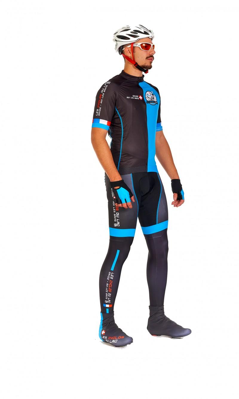 Maillot MC Mixte Homme Compétition Cyclisme personnalisé