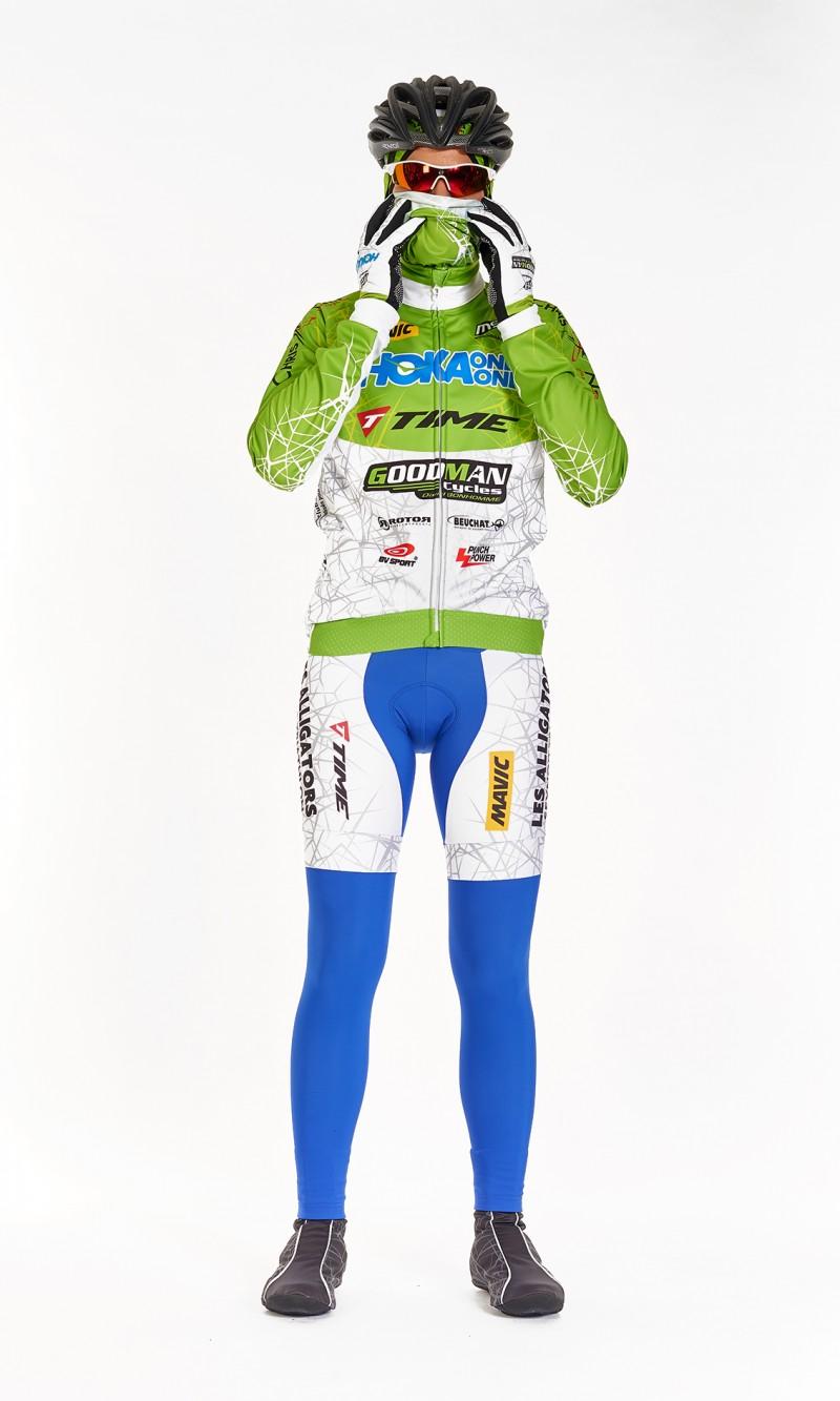 Buff mixte personnalisé Cyclisme
