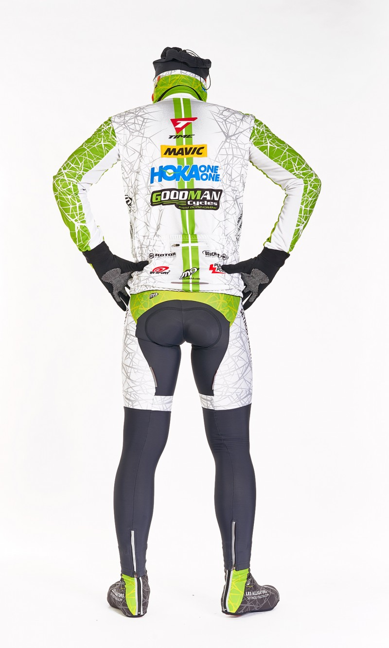 Veste Mixte HiverThermique  Cyclisme