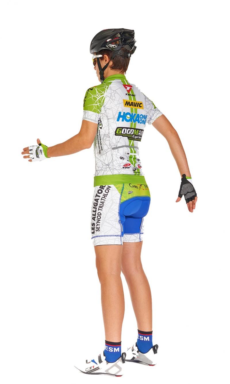 Maillot MC Femme cyclisme Compétition