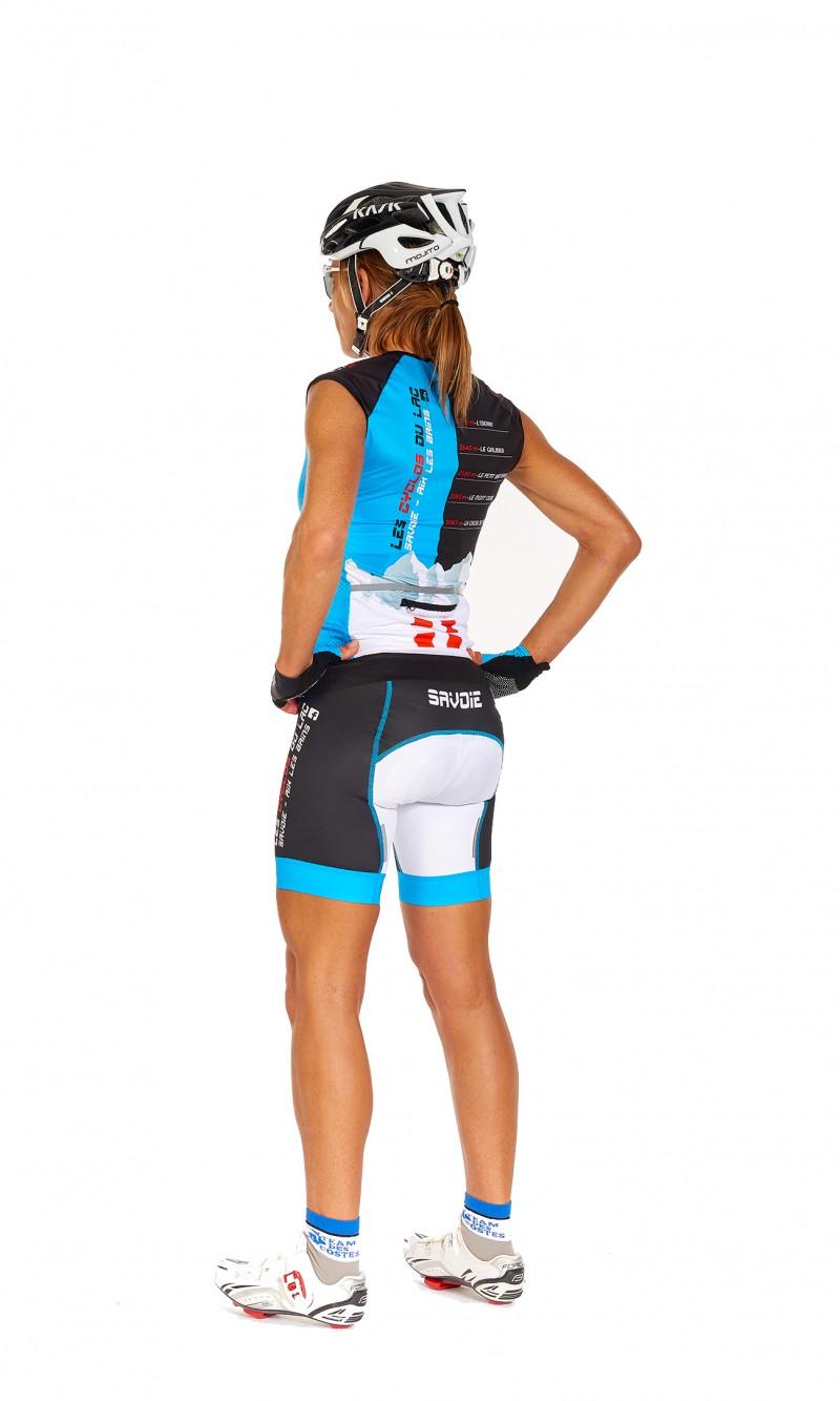 Maillot sans manche Spécifique Femme cyclisme personnalisé club
