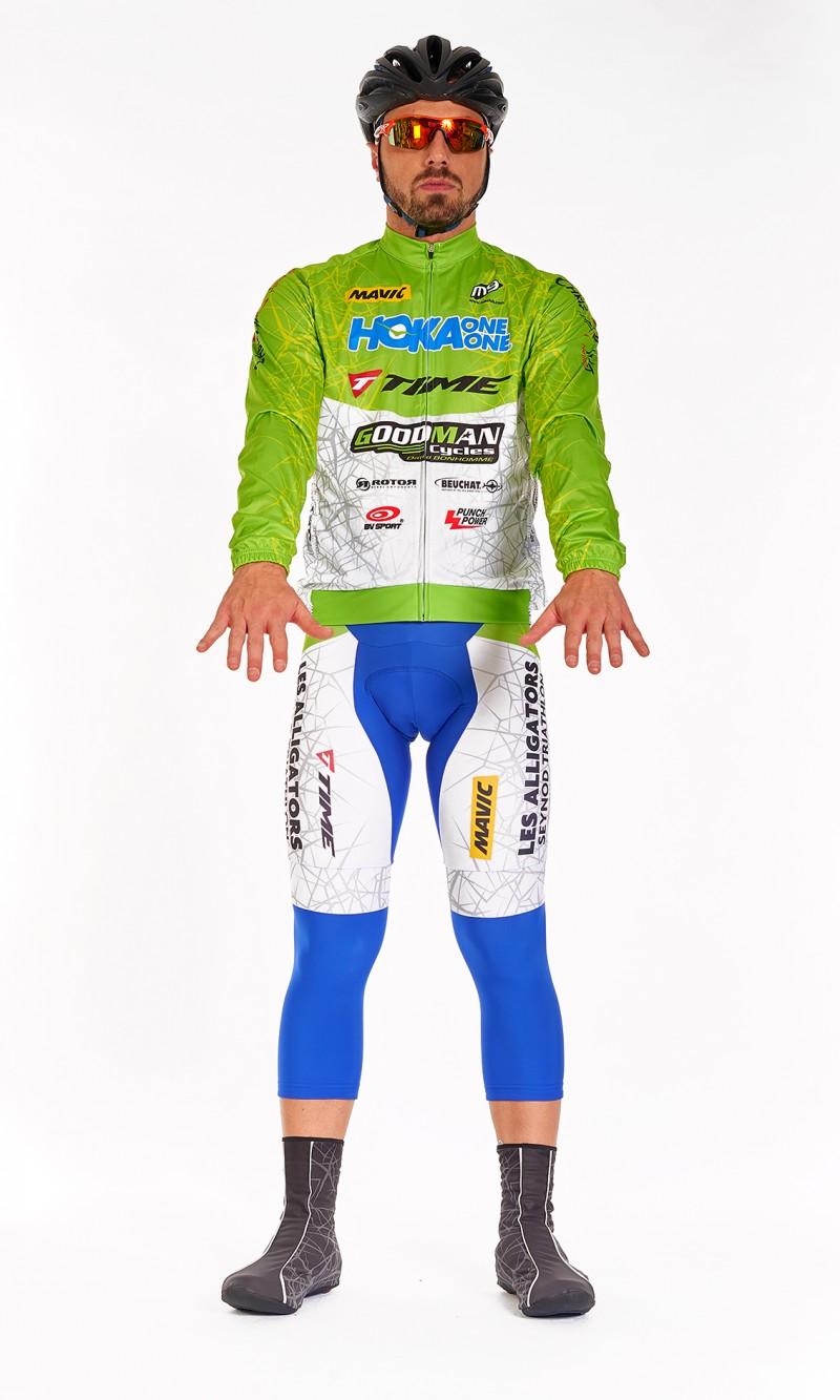 Coupe-Vent Mixte Cyclisme compétition personnalisé