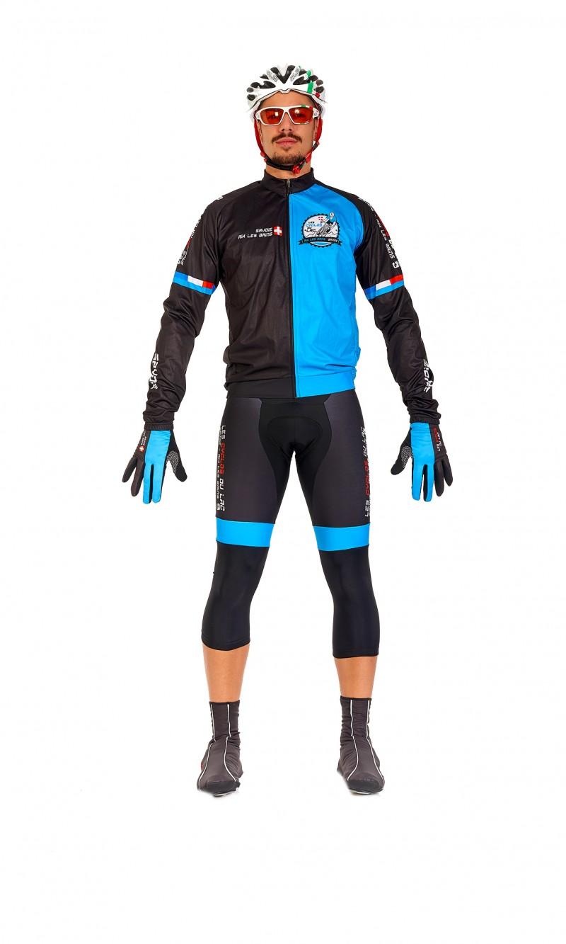 Coupe-vent Mixte Cyclisme personnalisé club