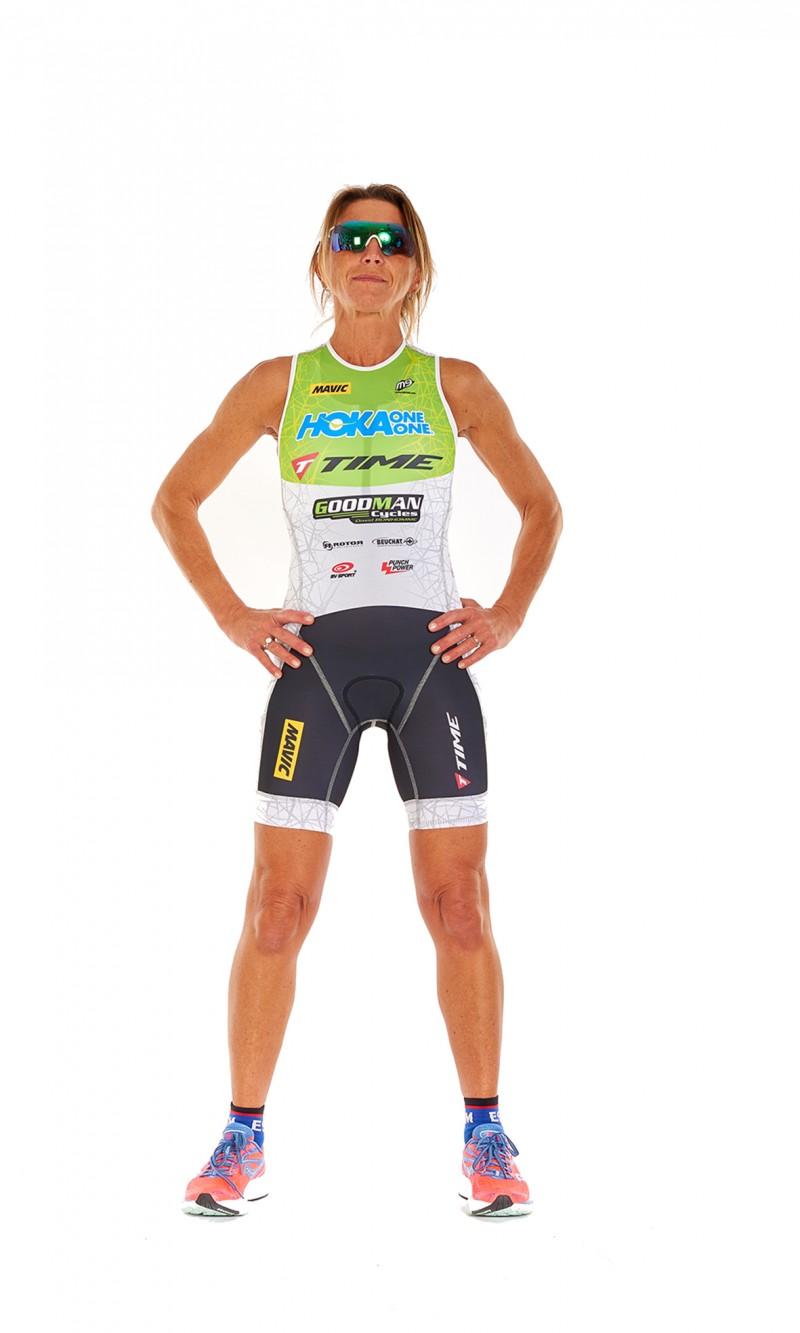 Combinaison Triathlon Femme Sprint personnalisée club