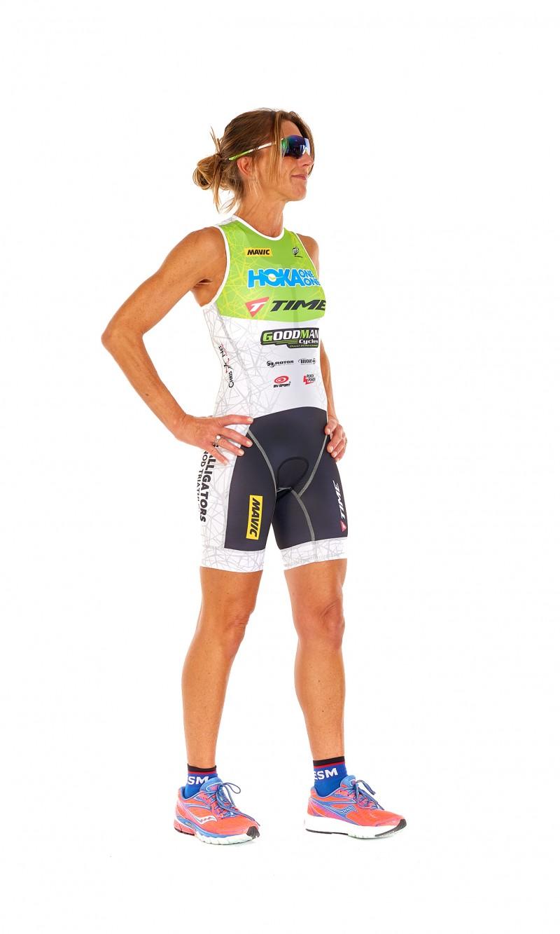 Combinaison Triathlon Femme Sprint personnalisée sublimation club