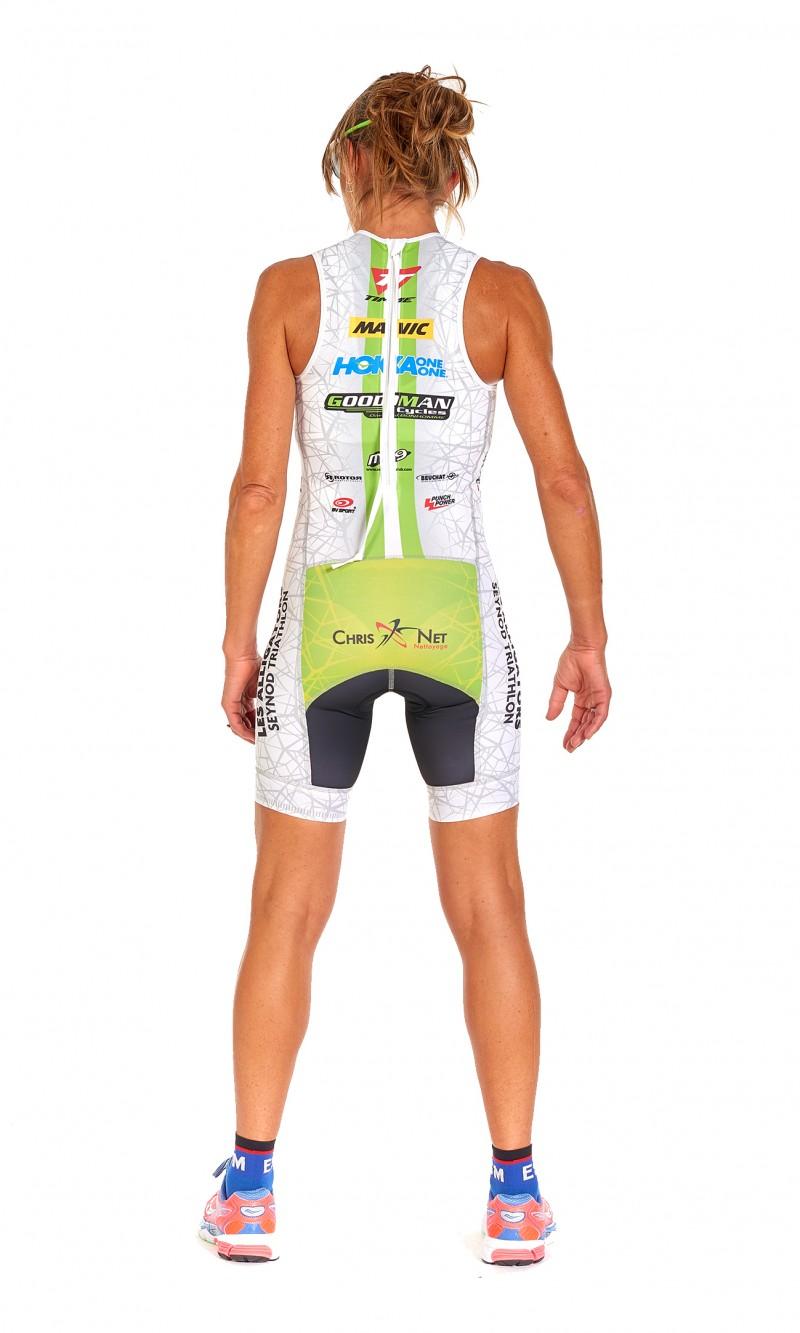 Combinaison Triathlon Femme Sprint